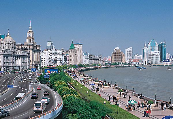 上海の観光 中国観光ガイド 阪急交通社