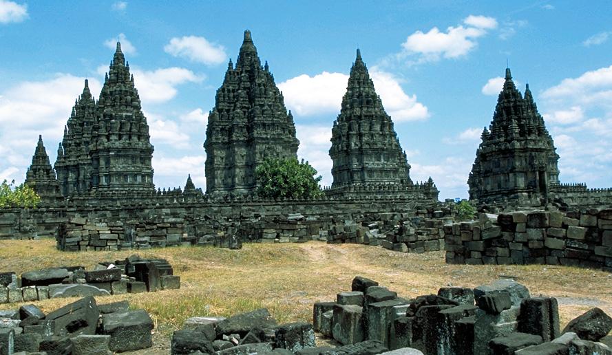 プランバナン寺院群の画像 p1_34