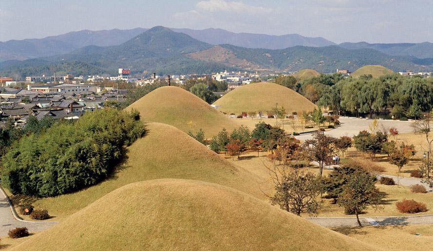 慶州歴史地区|韓国 世界遺産|阪急交通社
