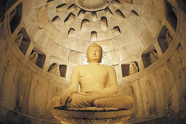 石窟庵と仏国寺|韓国 世界遺産...