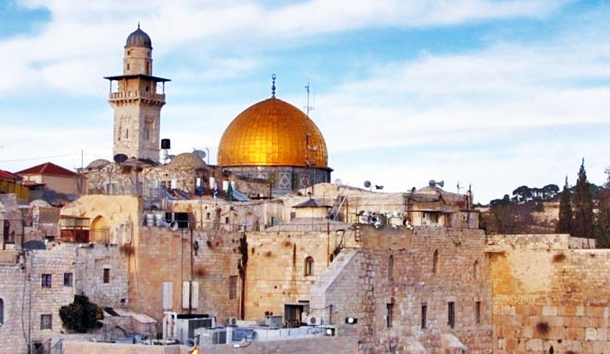 エルサレム|イスラエル 世界遺...