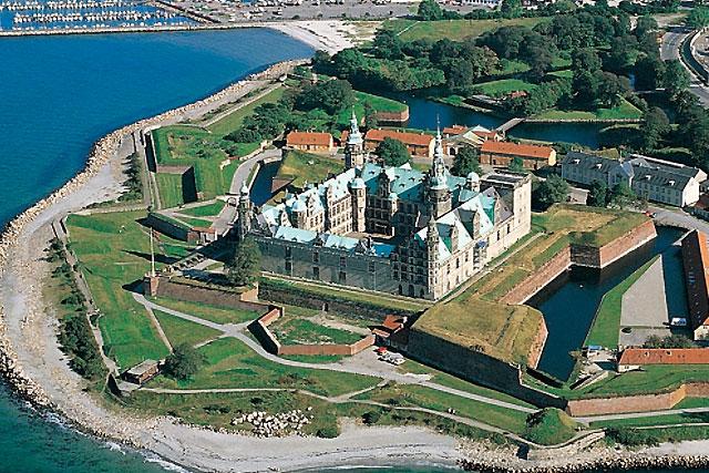 クロンボー城の画像 p1_25