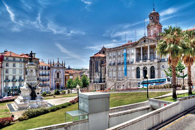 ポルト歴史地区|ポルトガル 世界遺産|阪急交通社