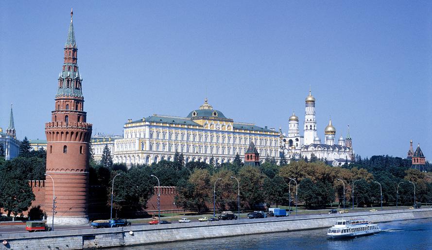 クレムリン|ロシア 世界遺産|阪急交通社