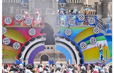 東京ディズニーランド スペシャルイベント ディズニー夏祭り リニューアル!