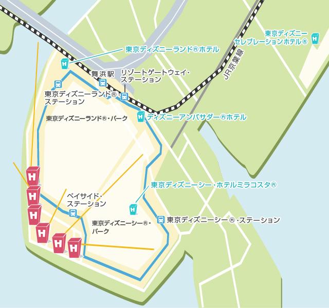 東京ディズニーシー 航空券