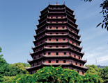 上海とその周辺|六和塔