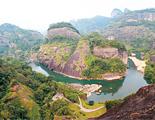 上海とその周辺|武夷山