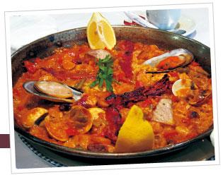 パエリア ▲日本でも人気! スペインの炊き込みご飯・パエリア スペインの恵みをま... スペイン